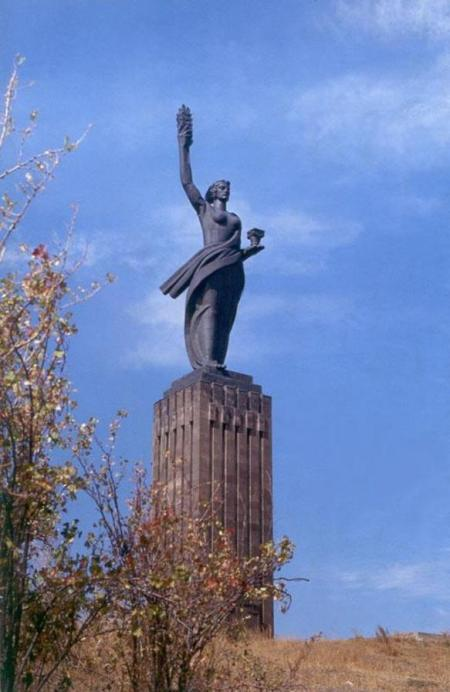 2.Mother Armenia