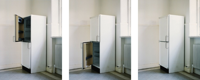 Motion Scheme of a Fridge, 2006