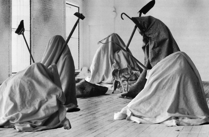 Joseph Beuys (1921-1974) – I Like America and America Likes me (1974)
