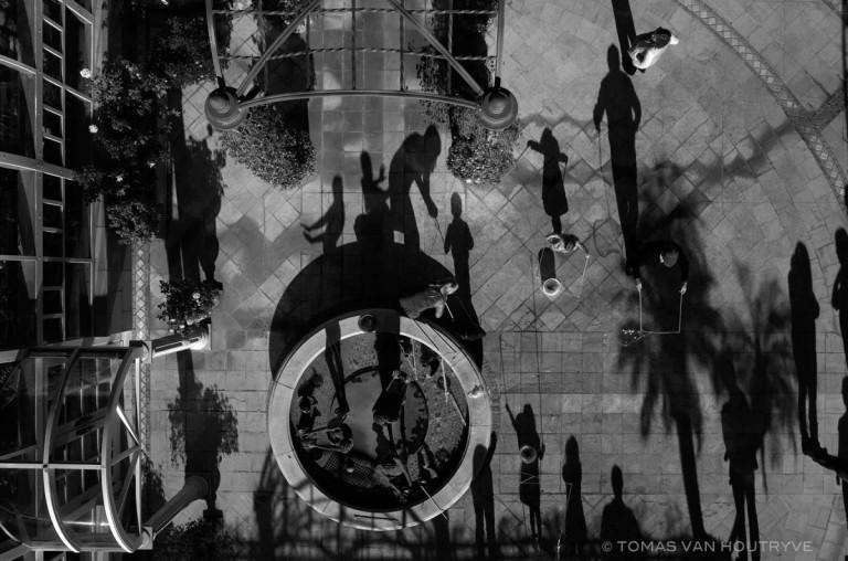 © Tomas van Houtryve Domestic Gathering fra serien Bly Sky Days